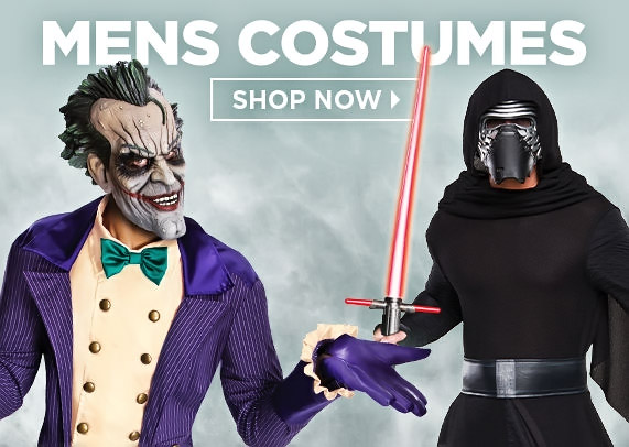 Halloween Men's Scary Costumes