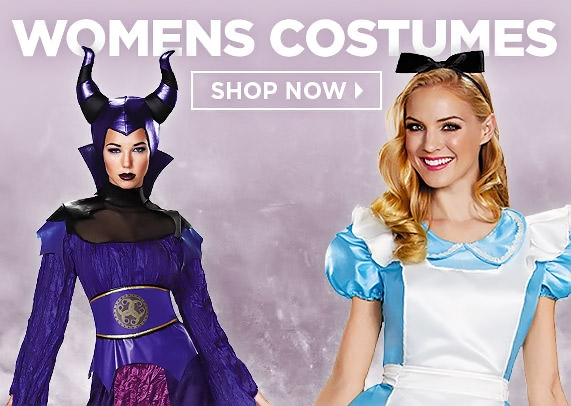 Halloween Women's Scary Costumes