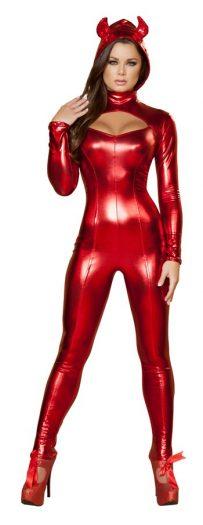 1 Piece Darling Devil Costume