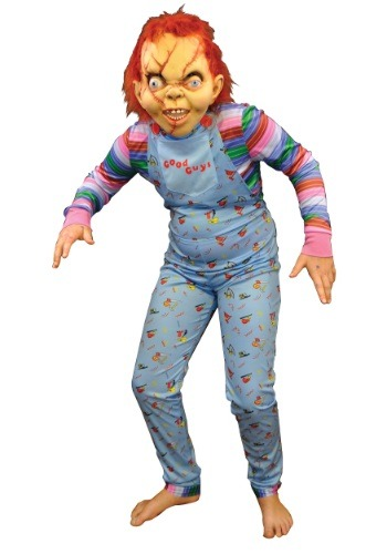 Adult Scary Chucky Costume