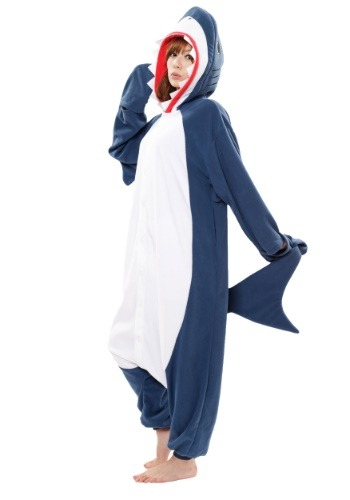 Adult Shark Costume Kigurumi
