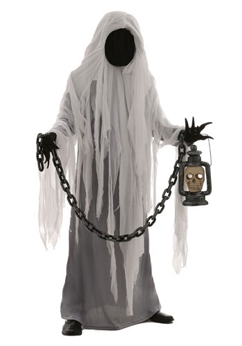 Adult Spooky Ghost Costume