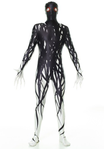 Adult Zalgo Morphsuit Costume