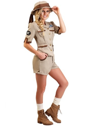 Adult's Archaeologist Costume