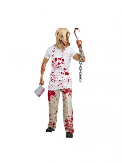 American Horror Story Piggy Man Adult Costume