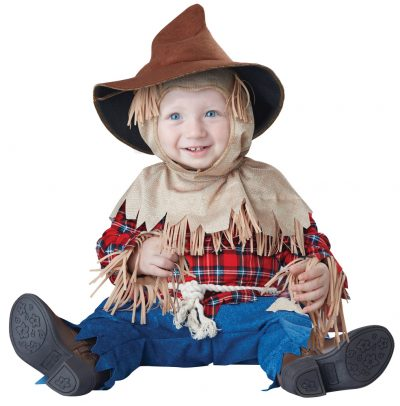 Baby Boys' Silly Scarecrow