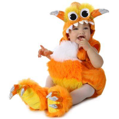 Baby Candy Horn Monster Deluxe Costume