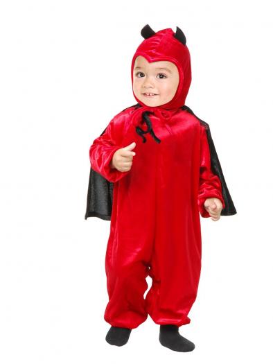 Baby Girls' Darling Devil Costume