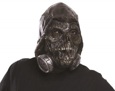 Batman Arkham Scarecrow 3/4 Adult Mask