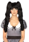 Black Dolly Wig