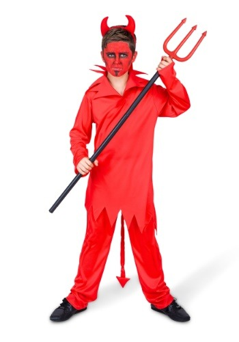 Boys Classic Devil Costume