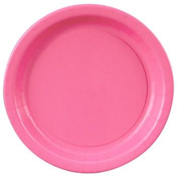 Candy Pink Dessert Plates