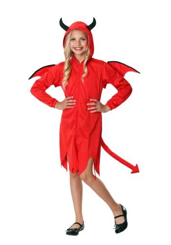 Child Cute Devil Costume