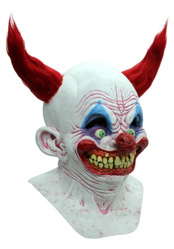 Chingo the Clown Mask Costume