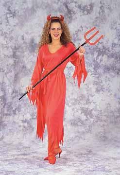Classic Devil Lady Costume