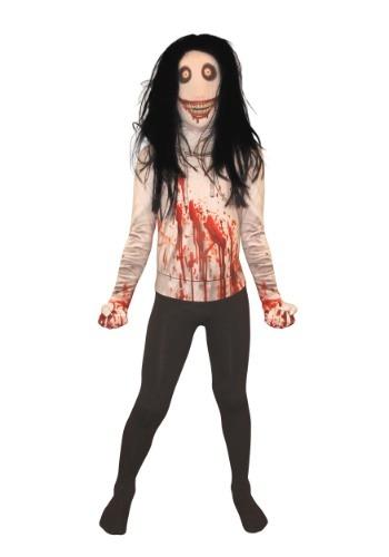 Creepy Killer Kids Morphsuit Costume