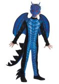 Deadly Dragon Boy's Costume