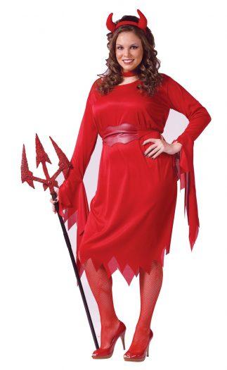 Delightful Devil Plus Costume