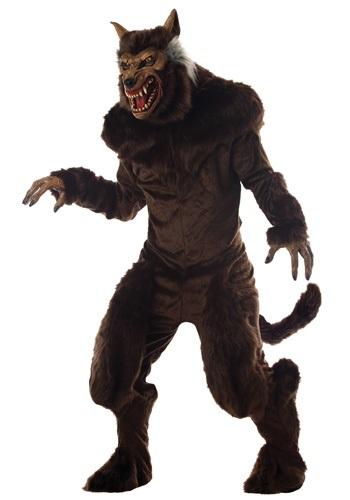 Deluxe Werewolf Adult Costume