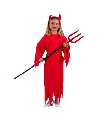 Devil Girl Costume