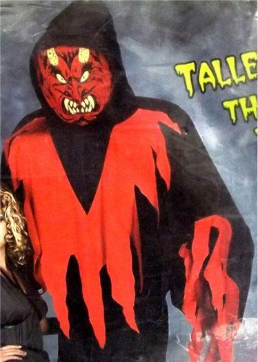 Devil Tall Terrors Adult Mens Costume