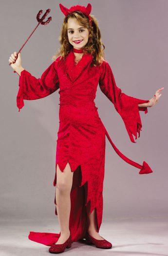 Devilish Devil Child Costume