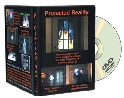 Dvd Projected Reality Vol 1