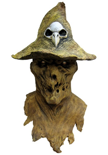 Evil Scarecrow Mask Costume