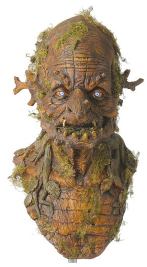 Evil Tree Witch Mask