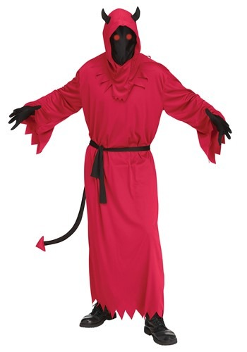 Fade In/Out Devil Costume Men's