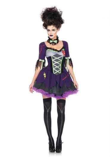 Frankenstein Bride Adult Women Sexy Costume