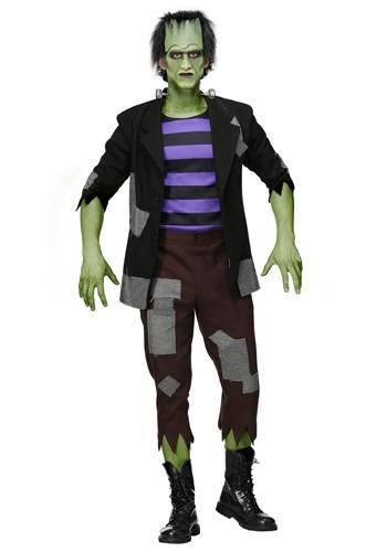 Frankenstein's Plus Size Monster Costume for Men