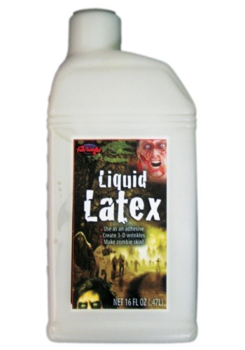 Fun World Liquid Latex Pint Bottle