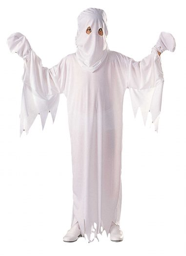 Ghost Child Costume