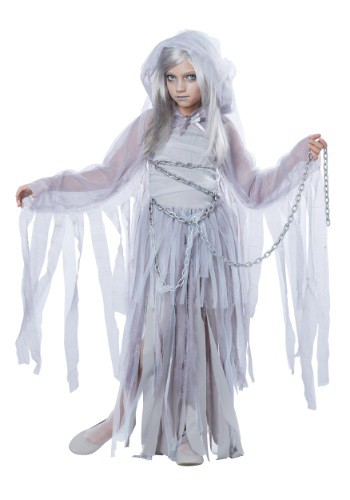 Girl's Haunted Beauty Costume