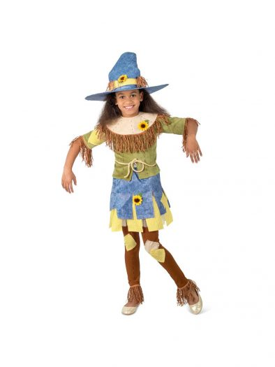 Girls Selena The Scarecrow Costume