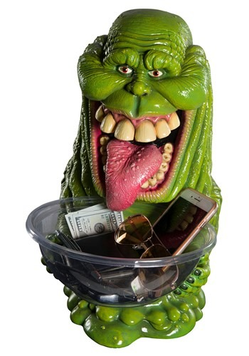Glow in the Dark Slimer Candy Bowl Ghostbusters