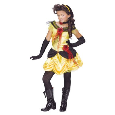 Gothic Beauty Child Costume