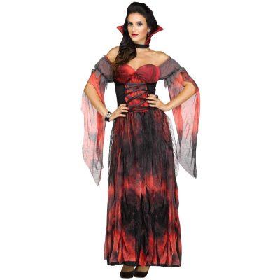 Gothic Countessa Adult Womens Costume