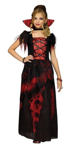 Gothic Countessa Child Costume