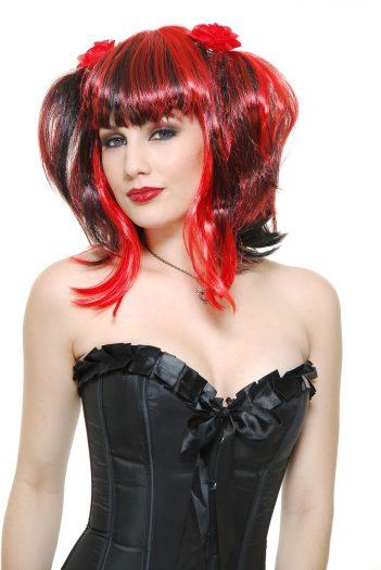 Gothic Loli Wig Costume Accessory
