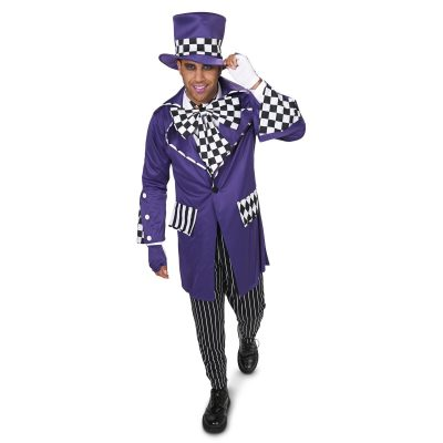 Gothic Mad Hatter Adult Costume