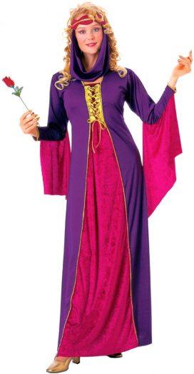 Gothic Renaissance Princess Adult Womens Costume