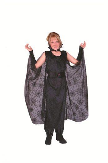 Gothic Spider Child Costume