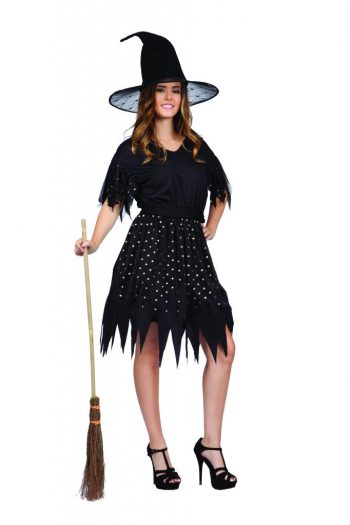 Gothic Witch Adult Standard Costume