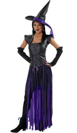Gothic Witch Deluxe Immortalia Costume