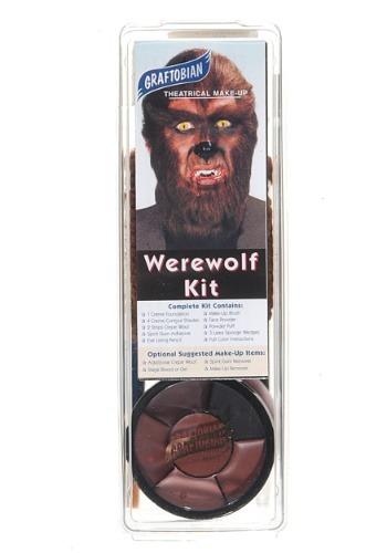 Graftobian Deluxe Werewolf Makeup Kit