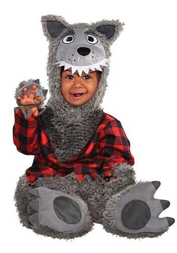 Grey Werewolf Infant