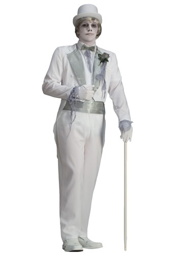 Groom Victorian Ghost Costume
