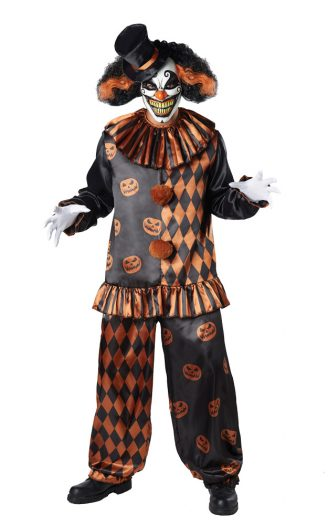 Halloween Clown Adult Costume